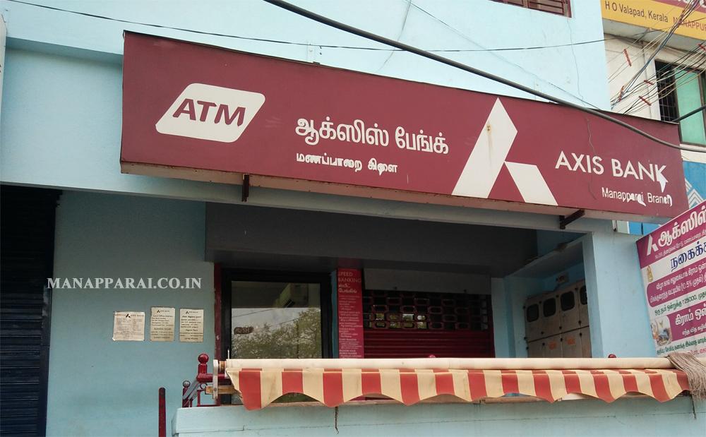 axis bank ltd head office mumbai address